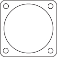 Synthetic Rubber Gaskets