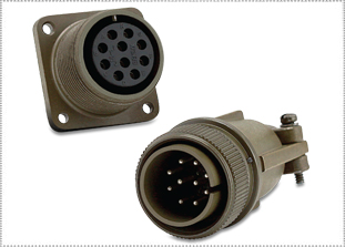 Amphenol AIT / MS Series (MIL-DTL-5015 Connectors)