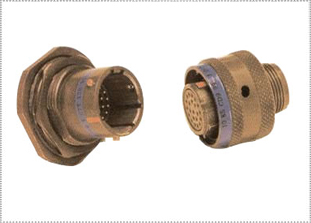 TE DEUTSCH DJT Connectors (MIL-DTL-38999 series I)