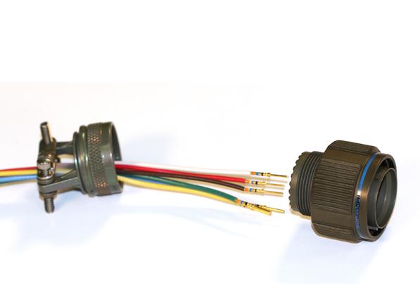 Te Connectivity Deutsch Act Series Mil Dtl 38999 Series