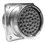 M3470 Narrow Flange Receptacle