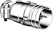 K-22C Straight Receptacle