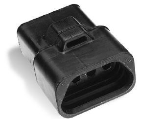 Rectangular Sure-Seal® Connector 120-1874-007*