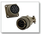 Amphenol ACS/ACC Series Rail Connectors