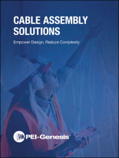 PEI-Genesis Cable Assembly Solutions