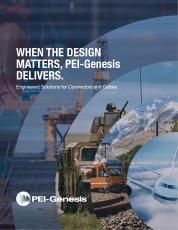 PEI-Genesis Corporate Overview Brochure