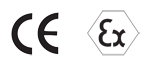 CE and EEX Logos