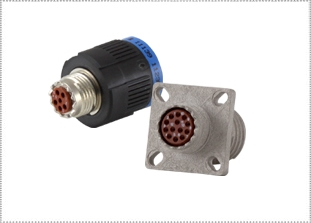 Amphenol BACC63 CT/CU & DB/DC Connectors