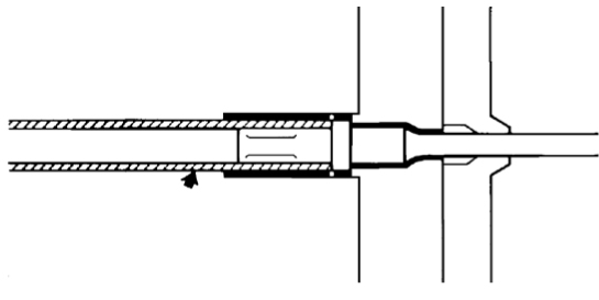 MIL-DTL-38999 Series II Contact Insertion Step 4