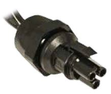 3 Pole Mini PL Spec Pak® Plug (Female) Final Assembly