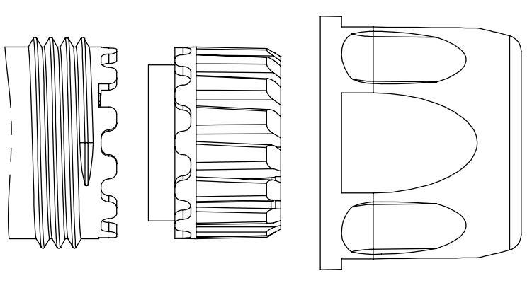 anderson power products 3 position mini pl spec pak connectors