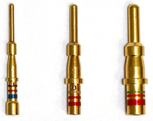 Mil C 26500 Bacc Omega Connectors Cinch C48 Series