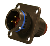 Narrow Flange Receptacle
