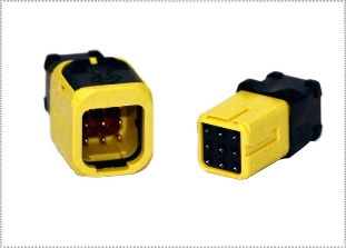TE DEUTSCH 369 Series BACC63 Connectors
