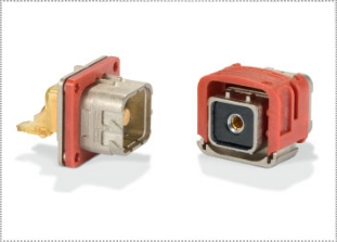 TE DEUTSCH Single Modular EN4165 Connectors