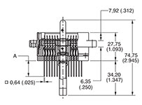 DL/DLM2-96 Plug Diagram