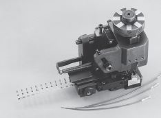 Automatic Crimp Tools for Reeled Stamped Contacts