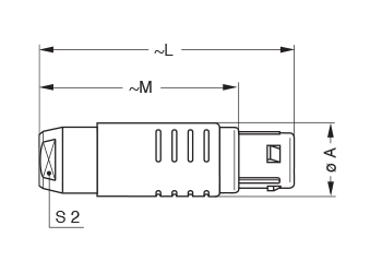 Plastic Shell FGY line drawing