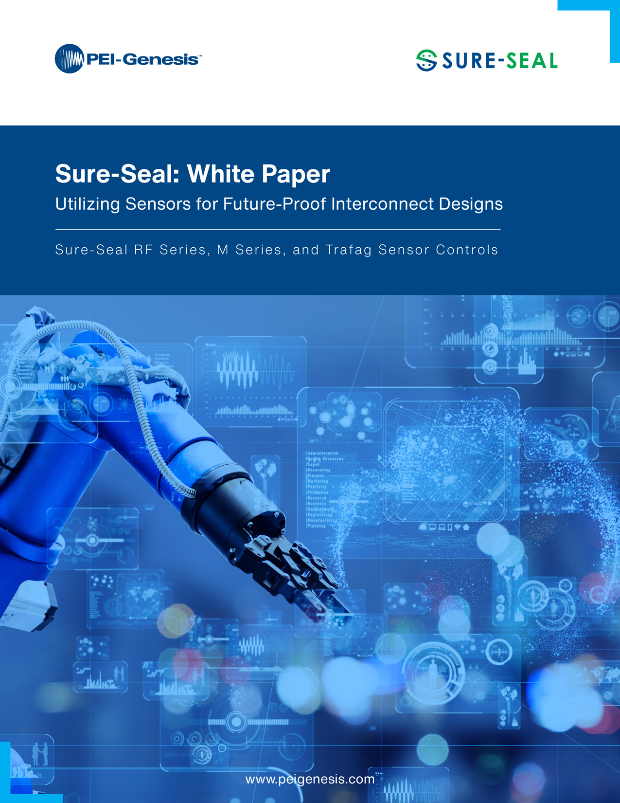 Sure-Seal: Utilizing Sensors for Future-Proof Interconnect Designs White Paper