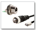 Sure-Seal® IP67 RJ45 Metal Connectors