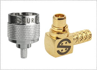 Sure-Seal® RF Connector Series