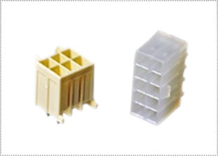 TE Connectivity Rectangular Standard Connectors