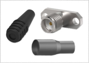 TE Connectivity RF Connector Accessories