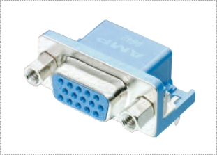 AMPLIMITE HD-20/22 D-Sub Connectors by TE Connectivity Non-Magnetic