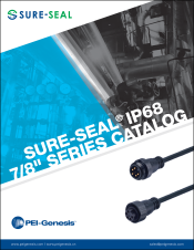 Sure-Seal® IP68 7/8