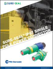 Sure-Seal® Single Pole Connector Series