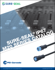 Sure-Seal® IP67 M20 Connectors
