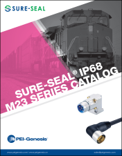 Sure-Seal® IP68 M23 Connectors