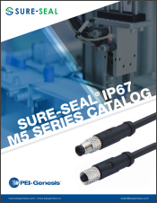 Sure-Seal® IP67 M5 Connectors