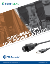 Sure-Seal® IP67 USB Connectors