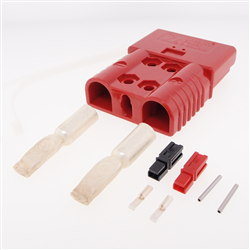 1//0 RED SK-10190924RB CONN 6378G1 Anderson SBX 175A