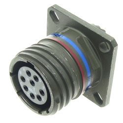 D38999//20WC8SN SOURIAU CONN CIRCULAR 8 POSITION RECEPTACLE SIZE 13 KITS