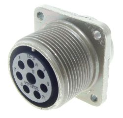 Amphenol Part Number MS3106F18-8S